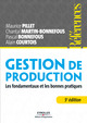Gestion de production De Maurice Pillet, Chantal Martin-Bonnefous, Pascal Bonnefous et Alain Courtois - Editions d'Organisation