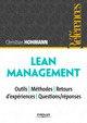 Lean management De Christian Hohmann - Eyrolles