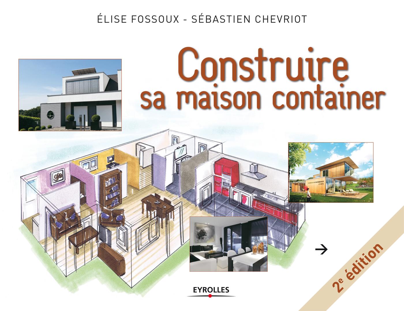 Awesome plan des maison en container photos - Construire sa maison budget ...
