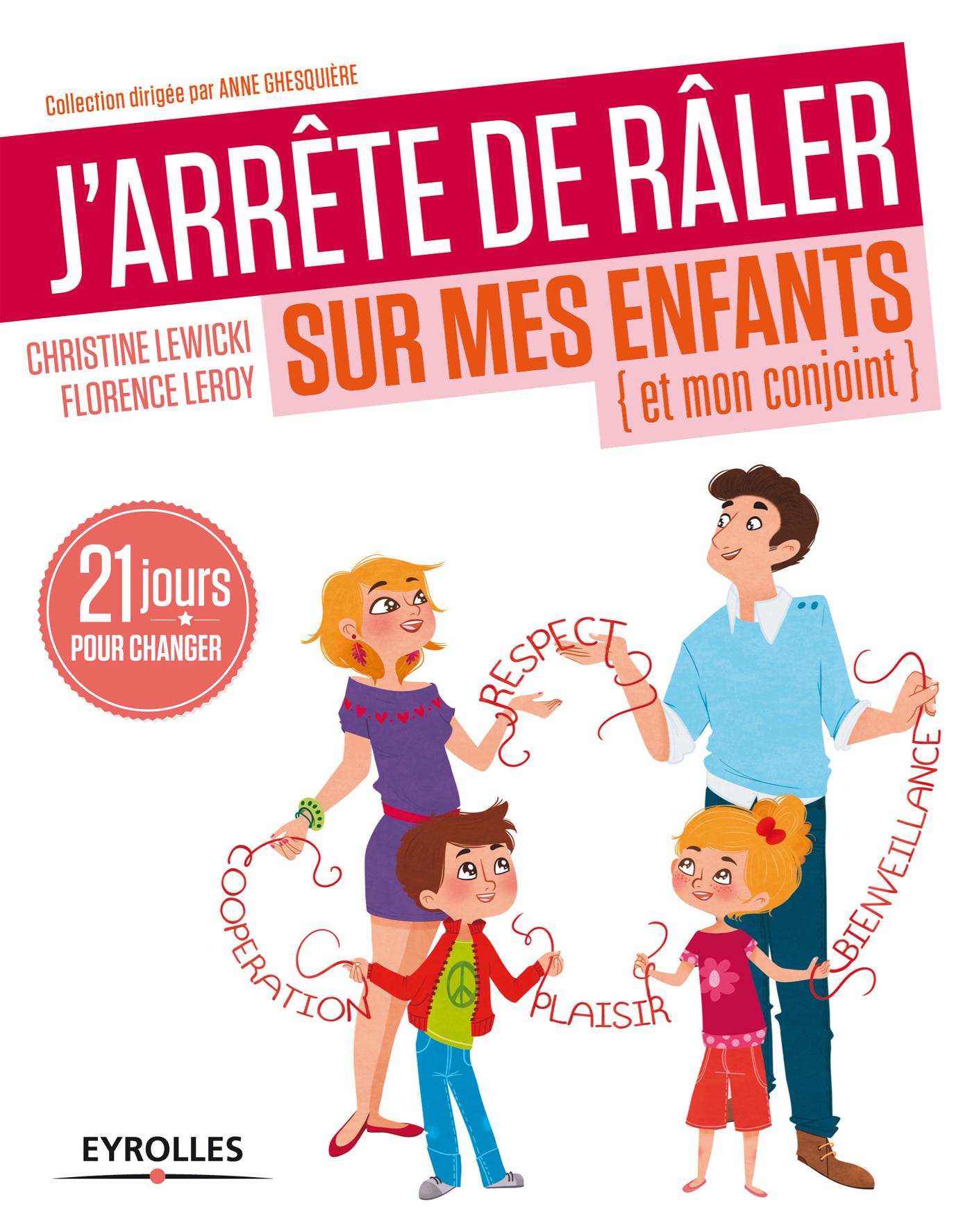 Izibookeyrollescom Jarrête De Râler Sur Mes Enfants Et Mon