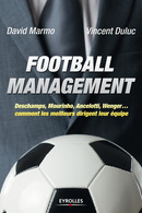 Football management De Vincent Duluc et David Marmo - Eyrolles