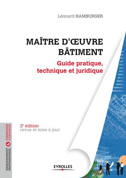 Ma tre d 39 oeuvre b timent guide for Maitre d oeuvre en anglais