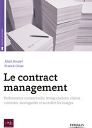 Le contract management De Franck César et Alain Brunet - Eyrolles