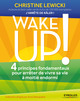 Wake up ! De Christine Lewicki - Eyrolles