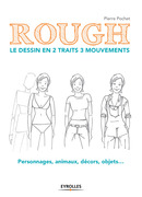 Rough : le dessin en 2 traits 3 mouvements De Pierre Pochet - Eyrolles