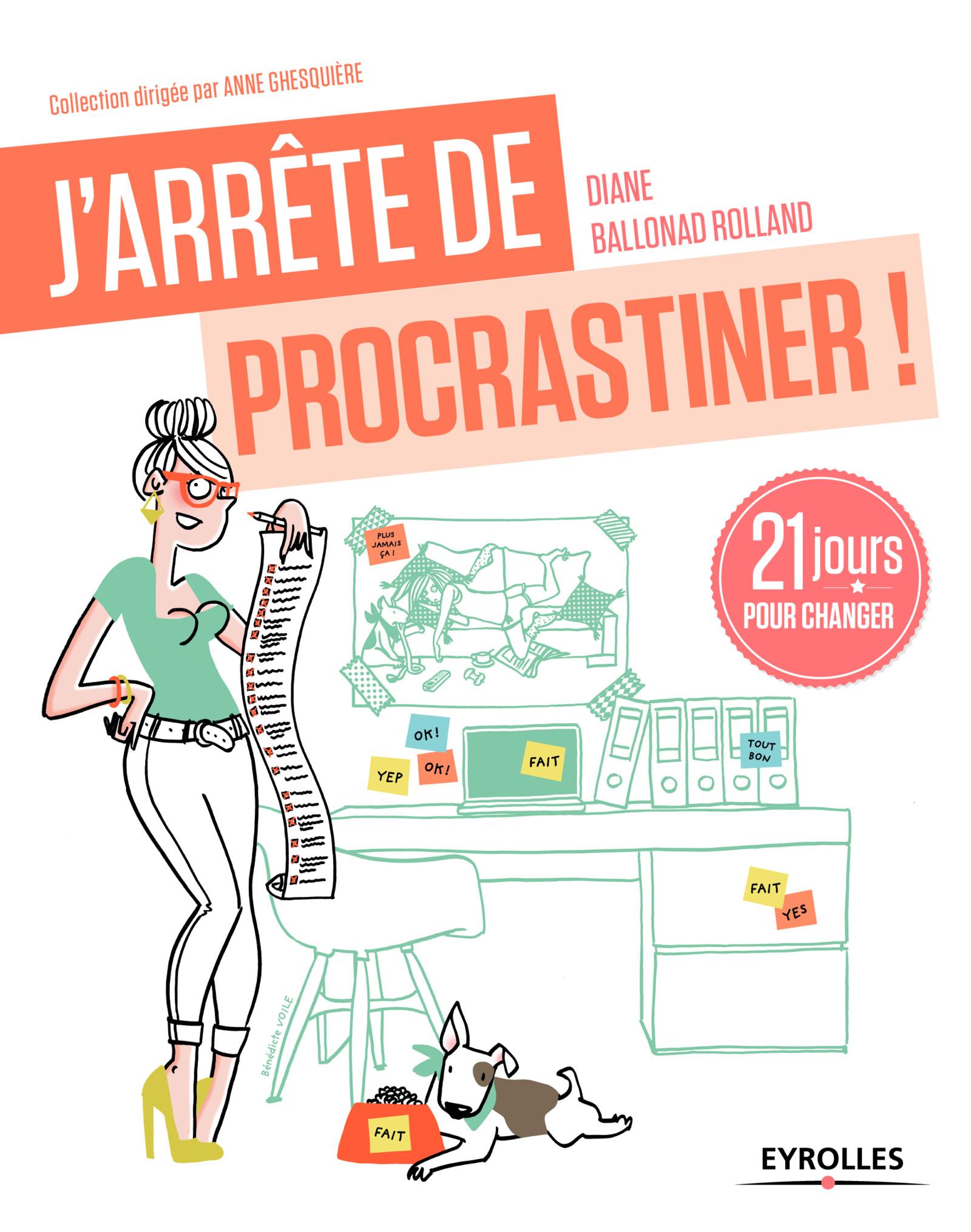 Izibookeyrollescom Jarrête De Procrastiner 21 Jours Pour