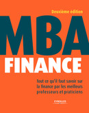 MBA Finance De  Collectif Eyrolles et Jean-Michel Rocchi - Eyrolles