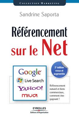 Référencement sur le Net - Sandrine Saporta - Eyrolles