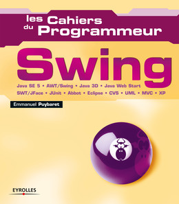 Swing - Emmanuel Puybaret - Eyrolles