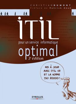 ITIL pour un service informatique optimal - Christian Dumont - Eyrolles