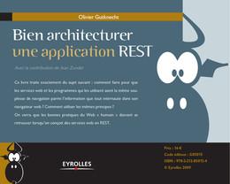 Bien architecturer une application REST - Olivier Gutknecht, Jean Zundel - Eyrolles