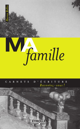 Ma famille - Marion Rollin - Eyrolles