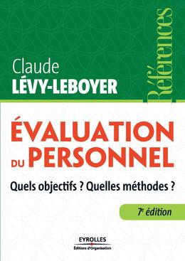 Evaluation du personnel - Claude Lévy-Leboyer - Eyrolles