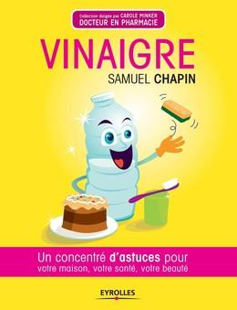 Vinaigre - Samuel Chapin - Eyrolles