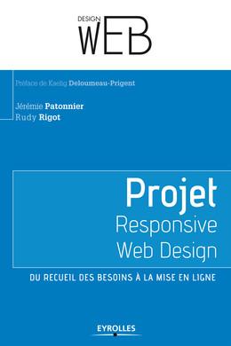 Projet responsive web design - Jérémie Patonnier, Rudy Rigot - Eyrolles