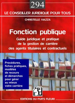 Fonction publique - Christelle Mazza - Editions du Puits Fleuri
