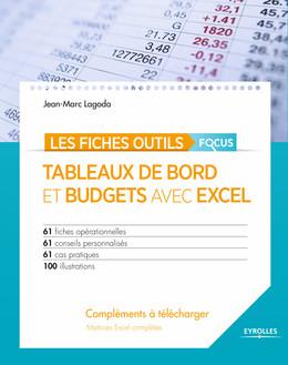 Tableaux de bord et budgets avec Excel - Focus - Jean-Marc Lagoda - Eyrolles