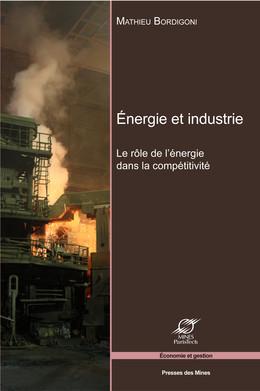 Energie et industrie - Mathieu Bordigoni - Presses des Mines - Transvalor