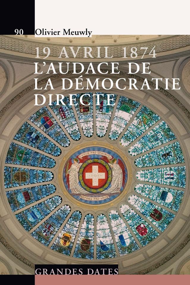 19 avril 1874 - Olivier Meuwly - Presses Polytechniques et Universitaires Romandes (PPUR)