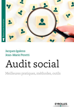 Audit social - Jean-Marie Peretti, Jacques Igalens - Eyrolles