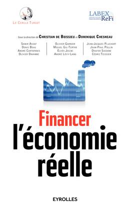 Financer l'économie réelle - Dominique Chesneau, Christian de Boissieu - Eyrolles