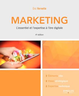 Le marketing - Eric Vernette - Eyrolles