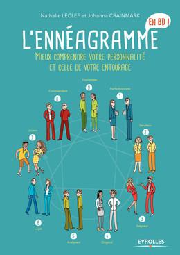 L'ennéagramme en BD - Nathalie Leclef, Johanna Crainmark - Eyrolles