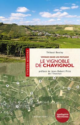 Le vignoble de Chavignol - Thibaut Boulay - Loubatières