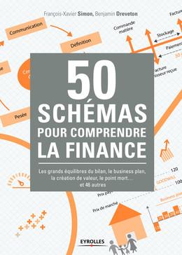 50 schémas pour comprendre la finance - François-Xavier Simon - Eyrolles
