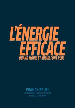L'Energie efficace - Franck Bruel - Débats publics