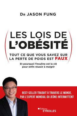 Les lois de l'obésité - Jason Fung - Eyrolles