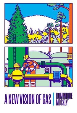 A New Vision of Gas - Dominique Mockly - Débats publics