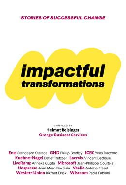 Impactful Transformations - Helmut Reisinger - Débats publics