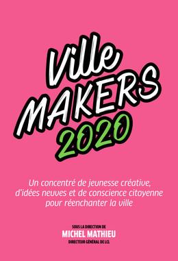 Ville Makers 2020 - Michel Mathieu - Débats publics