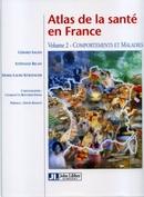 Atlas de la santé en France - Volume 2 - Gérard Salem, Stéphane Rican, Marie-Laure Kürzinger, Charlotte Roudier-Daval - John Libbey