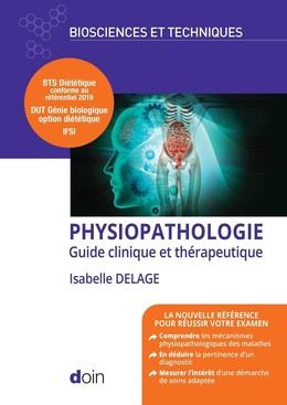 Physiopathologie - Isabelle Delage - John Libbey