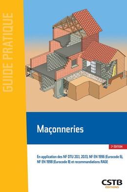 Maçonneries - Patrick Delmotte, Bernard Blache, Jean-Daniel Merlet - CSTB