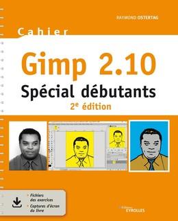 Cahier Gimp 2.10 - Raymond Ostertag - Eyrolles