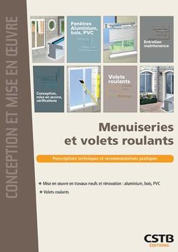 Menuiseries et volets roulants - Hubert Lagier - CSTB