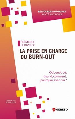 La prise en charge du burn-out - Clémence LE DIVELEC - Gereso