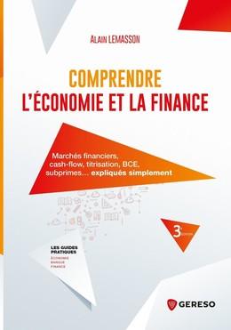 Comprendre l'économie et la finance - Alain Lemasson - Gereso