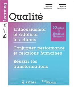 Qualité - Laurence Kerleguer, Patrick Mongillon - Eyrolles